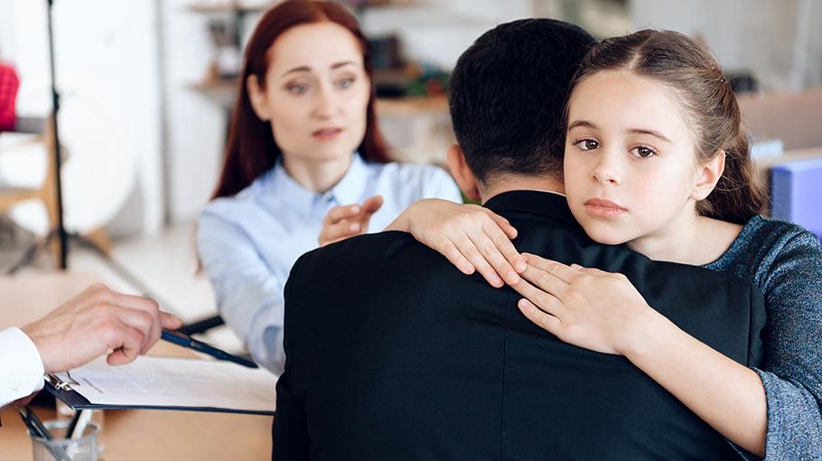 Frågor och svar inom familjerätt